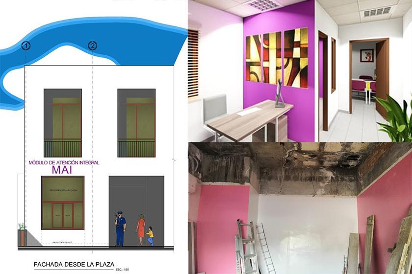 Ayuntamiento De Tuxtla Gutiérrez Construye El Módulo De