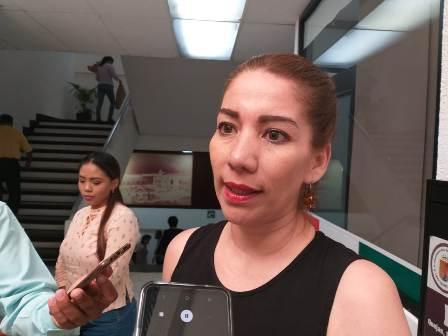 Diputada Olga Luz Sanchez